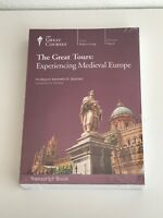 Great Courses: Great Tours: Experiencing Medival Europe Sealed New