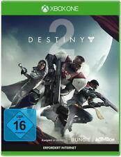 Destiny 2 (Microsoft Xbox One, 2017)