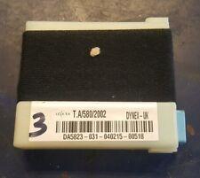 2004 VOLVO XC90 ALARM MODULE ECU DA5823-031-040215-00518  2.4 D5 DIESEL DYNEX-UK