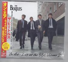The BEATLES On Air Live At The BBC Volume 2  JAPAN 2 cd + book TYCP-60034/5 NEW