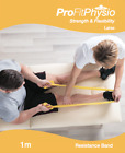 NHS Supplier - Latex Resistance Band Theraband Rehab Recovery Exercise Pilates