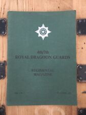 More details for december 1950 4th/7th royal dragoon guards regimental magazine