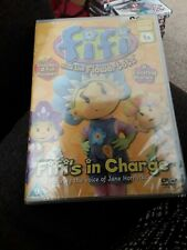 Fifi And The Flowertots - Fifi's In Charge (DVD, 2005) new and sealed freepost