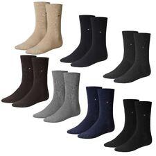 2 Paar TOMMY HILFIGER Herren Classic Socken Gr. 39 - 49 Business Socken