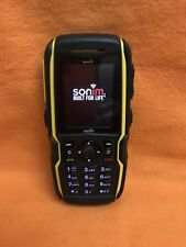 SPRINT, SONIM XP STRIKE XP3410-A-R-1 RUGGED SMARTPHONE PTT GPS BLUETOOTH BLACK