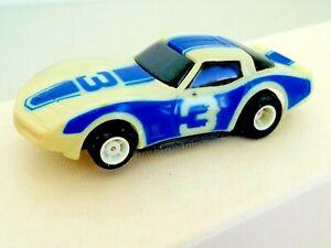 HO Slot Car, Corvette Stingray,  Vintage  H.K. Tyco    [19570]