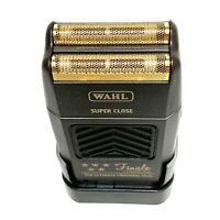 WAHL 5-Star Shaver 8164 Black / Cordless Shaver Super Close The Barber Choice