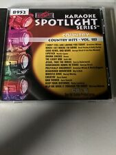 Sound choice karaoke cdg 8952