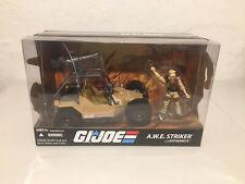 GI Joe 25th Anniversary AWE Striker- NEW & Sealed.