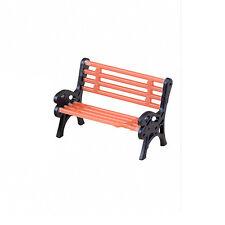 Popular Garden Ornament Miniature Park Seat Bench Craft Fairy Dollhouse Decor