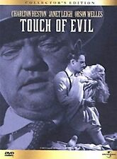 Touch of Evil (Dvd, 2000, Restored Version) New Sealed
