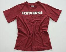 T-shirts et hauts rouge coton mélangé à manches courtes pour garçon de 2 à 16 ans