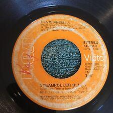 Elvis Presley 45rpm Vintage Vinyl Record