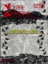 1991 ROBERT PALMER Sheet Music YOU'RE AMAZING Stevens Pratt Mansfield Fellows