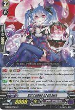 CARDFIGHT VANGUARD CARD: SUCCUBUS OF DESIRE - G-BT08/075EN C