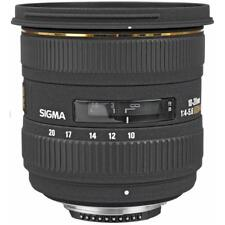 #CodSale Sigma 10-20mm F4-5.6 EX DC HSM Wide Angle Lens Nikon Agsbeagle