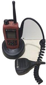 Motorola MTP850 Ex-2D Portable Two-Way Radio