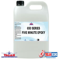 EPOXY (650 Series) 5 Minute Adhesive - 1L kit