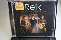 Reik Sesion Metropolitana , 2006 ,Music CD (NEW)