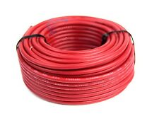 12 GA Gauge 50' Feet Red Audiopipe Car Audio Home Remote Primary Cable Wire