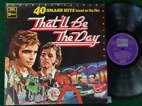 THAT'LL BE THE DAY - 40 smash hits  - 2 LP's, Gatefold -  near mint Aust Press