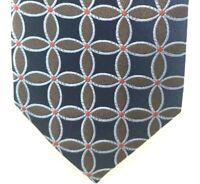 Merona Tie 100% Woven Silk Men's Necktie