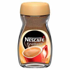 Nescafé Fine Blend Instant Coffee Jar 100g