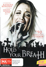 Hold Your Breath  - DVD - NEW Region 4