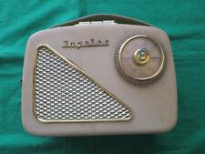 RADIO INGELEN KOFFERRADIO PORTABLERADIO VINTAGE AUS DEN 1950IGERN
