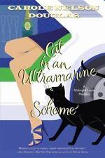 Cat in an Ultramarine Scheme 22 by Carole Nelson Douglas (2010, Hardcover) Cozy