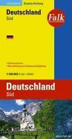 Falk Länderkarte Deutschland Süd 1:500 000 von Falk Verlag   Buch   Zustand gut