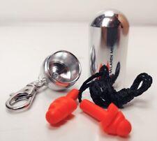 EAR PLUGS & Case Defenders Formula One 1 Vodafone McLaren Merc Earplugs F1 NEW!