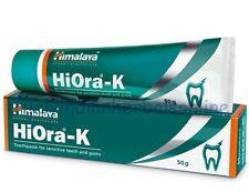 Himalaya Herbals HiOra-K Toothpaste For Sensitive Teeth & Receding Gums 50gm