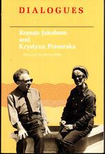 Roman Jakobson, Krystyna Pomorska / Dialogues 1988