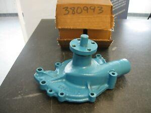 OMC WATER PUMP ASSEMBLY 0380993 BEJ64
