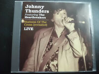 JOHNNY  THUNDERS   featuring THE  HEARTBREAKERS  -  LIVE  , CD  1994, ROCK, PUNK