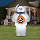 5' GHOSTBUSTERS STAY PUFT MARSHMALLOW MAN Airblown Yard Inflatable