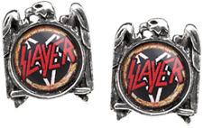 Slayer Eagle Earrings - Alchemy Rocks Pewter Heavy Metal Official Merchandise
