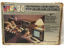 Rare Vintage 1980's Commodore VIC-20 Personal Home Computer System