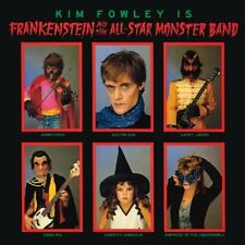 KIM FOWLEY PRESENTS-FRANKENSTEIN AND THE  (US IMPORT)  CD NEW