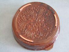 alte Auflaufform Backform Puddingform Sülzeform Keramik BAY, Neuwertig !!!