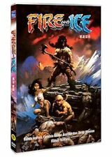 Fire and Ice (1983) - Ralph Bakshi DVD *NEW