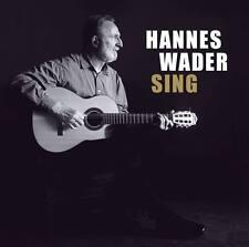 HANNES WADER Sing CD 2015 * NEU