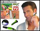 Micro Touch Max Personal Ear Nose Neck Eyebrow Hair Trimmer Groomer Remover New