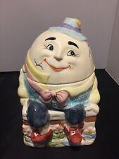Vintage Humpty Dumpty Cookie by Jar Bico China