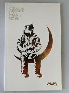 Angels & Airwaves - LOVE graphic novel - Tom Delonge of Blink-182 comic book