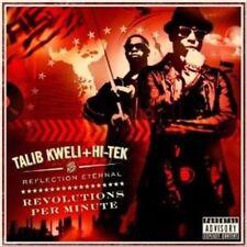 Reflection Eternal (Talib Kweli & HiTek) : Revolutions Per Minute CD