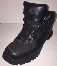 Timberland Kids Boys Children/'s Leather Hiker Field Boot Red Waterbuck A1RNM