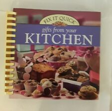 Fix It Quick Gifts from your Kitchen
