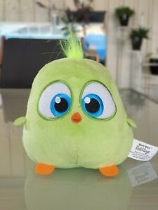 Angry Birds Hatchlings Green Bird 2018 Plush